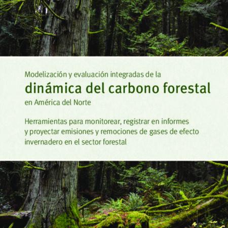 Modelización y evaluación integradas de la dinámica del carbono forestal en América del Norte