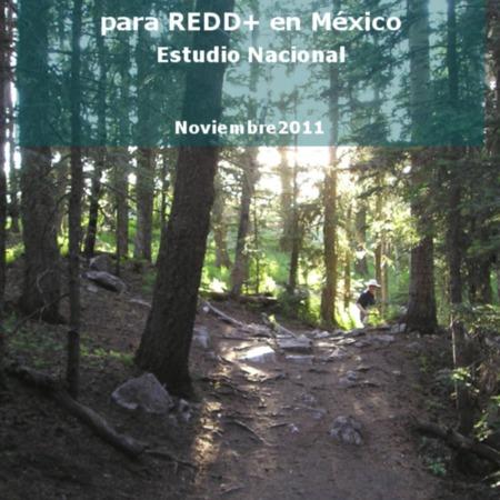 Preparación jurídica para REDD+ en México: Estudio Nacional