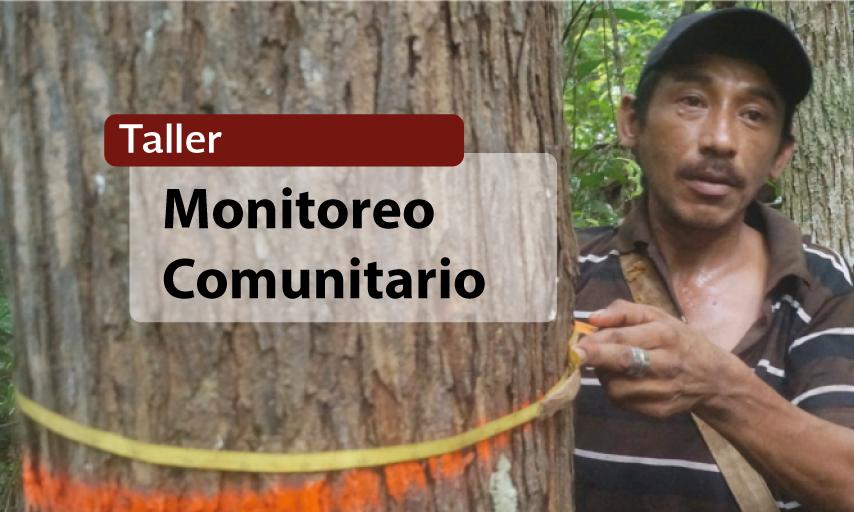 Taller Presencial Monitoreo Comunitario