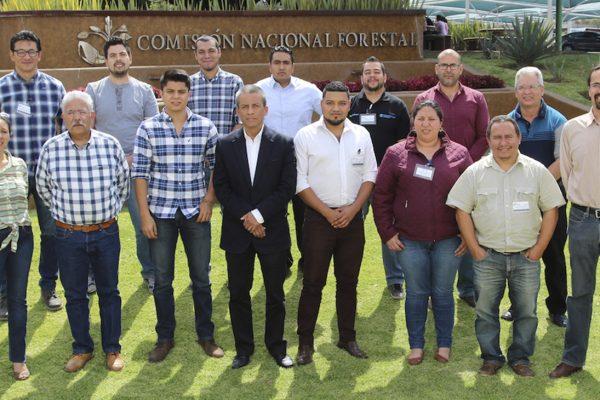Sistema de Captura Móvil de Datos Provenientes del  Inventario Nacional Forestal: México y Honduras