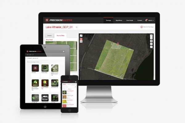 Plataforma web para ofrecer servicios de mapeo con drones