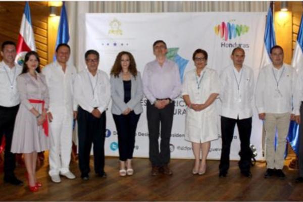 Reunión de los Comisionados Presidenciales de Mesoamérica en Managua