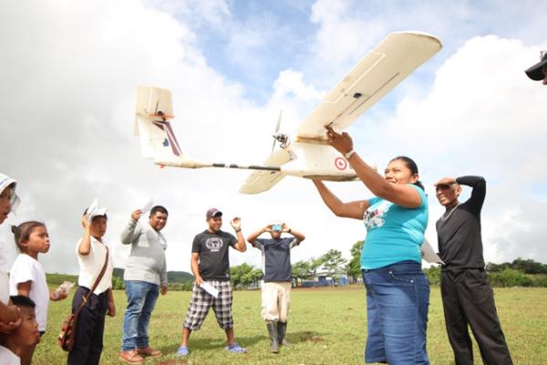 Monitoreo Comunitario de Bosques en Territorios Indígenas en Panamá