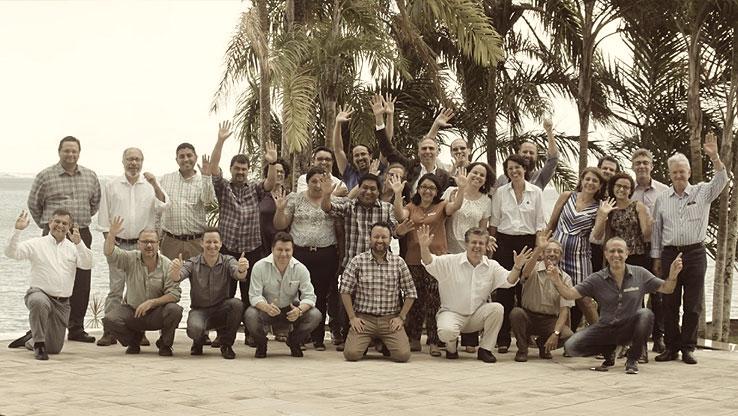 Reunión sobre intercambio de experiencias en inventarios forestales nacionales de la región Amazónica y Mesoamérica, julio 2017