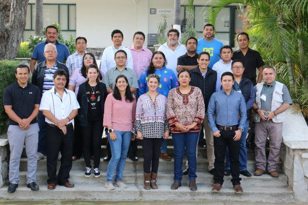 Taller de Fortalecimiento de capacidades a los y las Enlaces REDD+ a nivel sub nacional en México