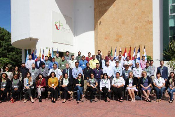 """Taller """"Herramientas de código abierto y plataformas colaborativas para apoyar los Inventarios Nacionales de Gases de Efecto Invernadero en el Sector AFOLU"""""""