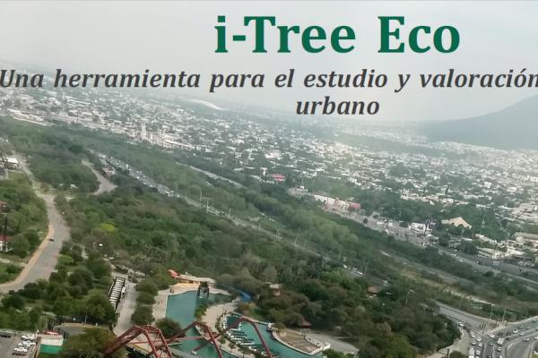 """Taller """"Capacitación del Programa I–Tree Una herramienta para el estudio y valoración del bosque urbano"""""""