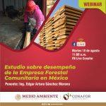 Estudio sobre el desempeño de la Empresa Forestal Comunitaria en México